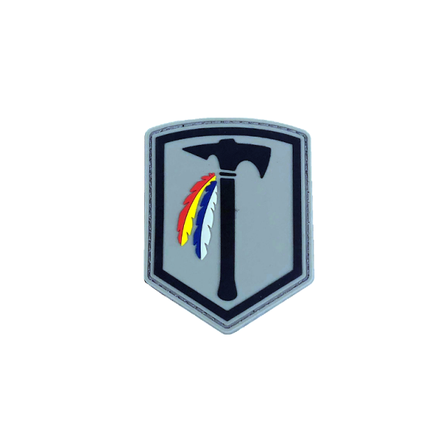 Tomahawk Rubber Patch